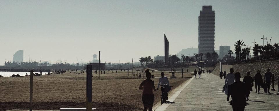 Jalutuskäigud Barcelonetasse
