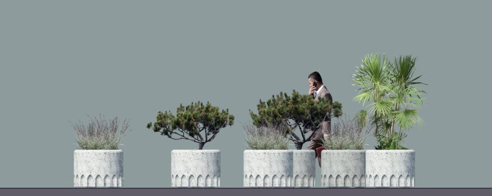 Roheline linnamüür